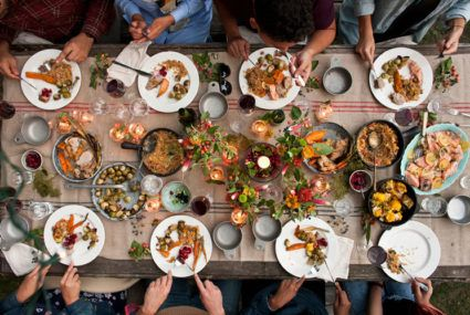 How we're making our Thanksgiving wellness-friendly