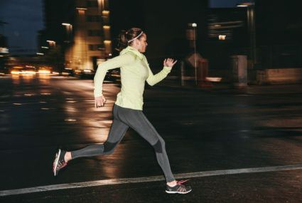 9 rules for staying safe while running in the dark