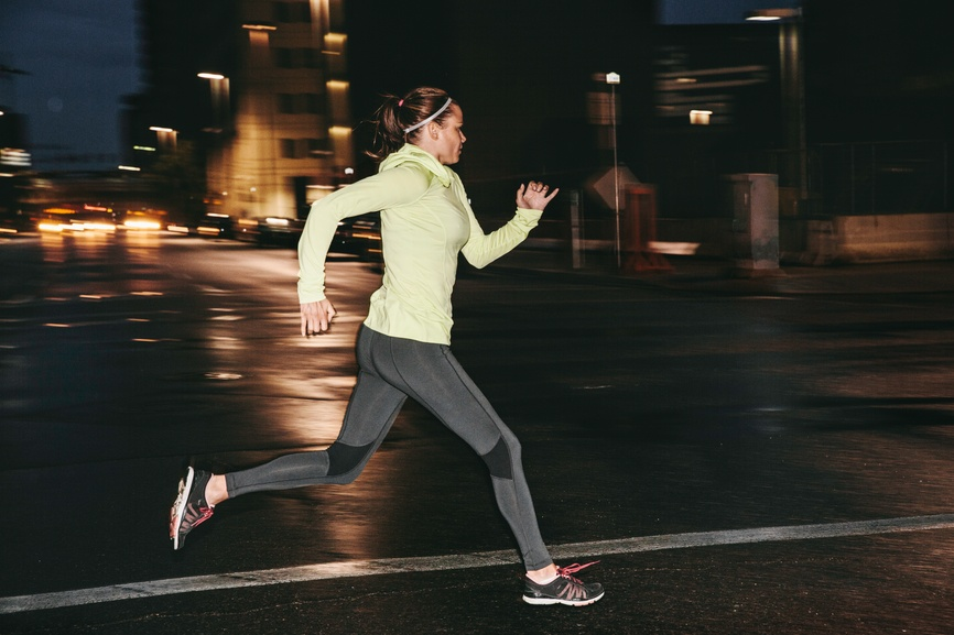 Thumbnail for 9 Rules for Staying Safe While Running in the Dark