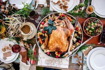 6 ways decorate your Thanksgiving table for less than $20