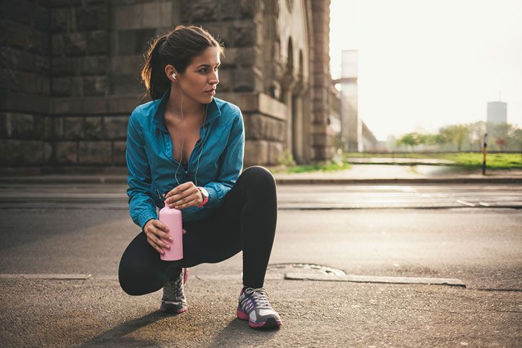 how to hydrate after a run