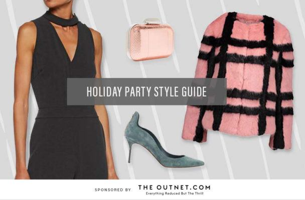 3 luxe party outfits you need to celebrate holiday season in style