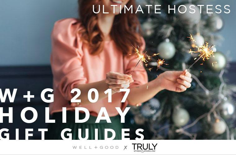 ultimate hostess gift guide Truly Spiked & Sparkling