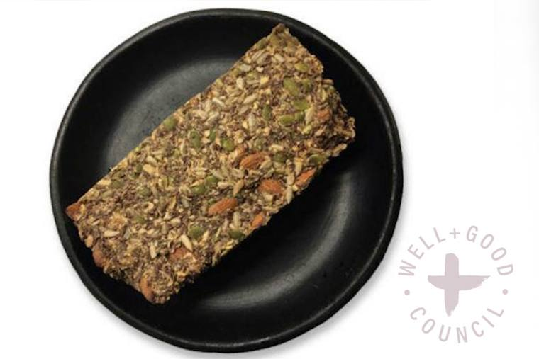 """Thumbnail for Norma Kamali's """"cleanse"""" bread is so good, you can eat it for (healthy!) dessert"""