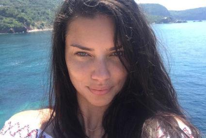 Adriana Lima travels with this one fitness item to stay healthy on the road