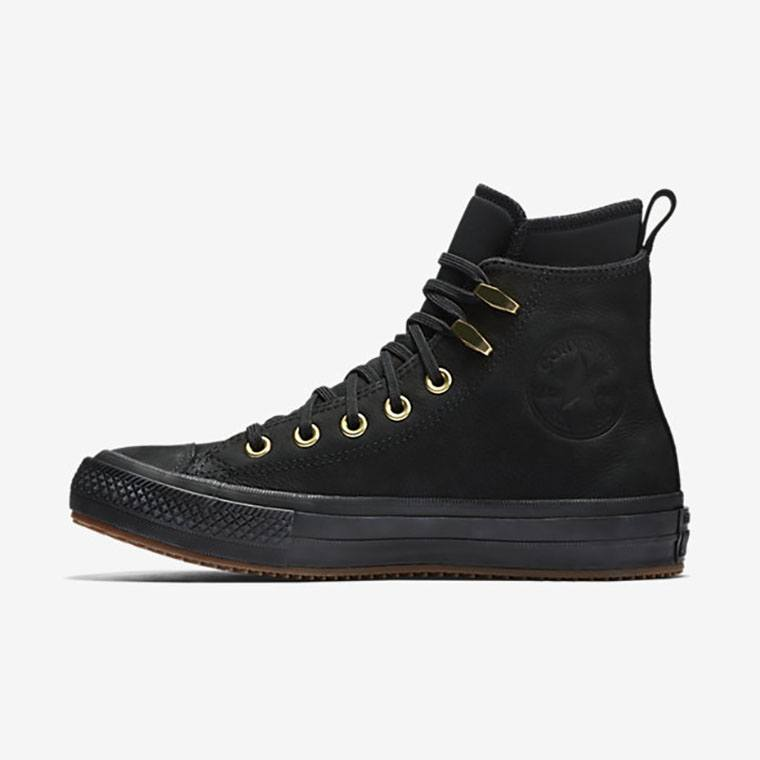 Waterproof Leather Converse Shoes