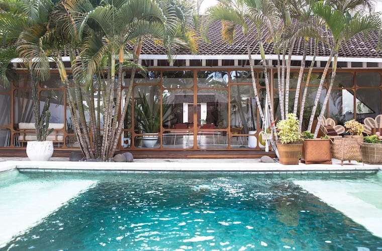Bali bungalows on Airbnb
