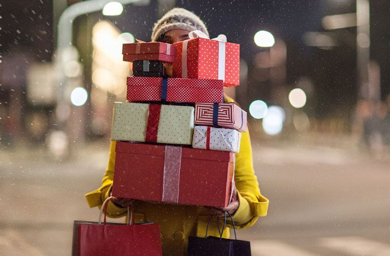 Consumerism and the holidays: how to deal