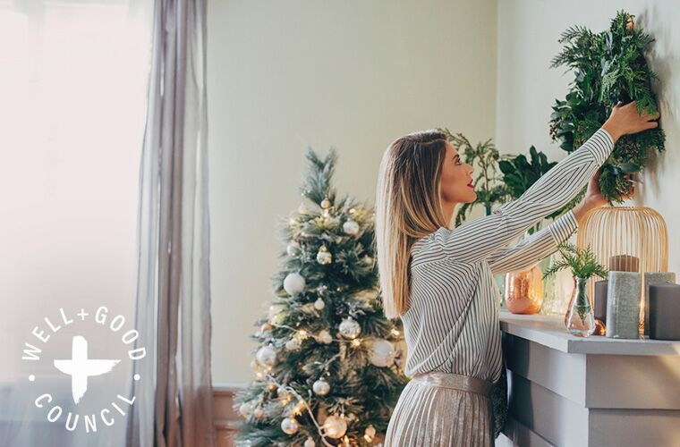 Learn how to cope with holiday stress