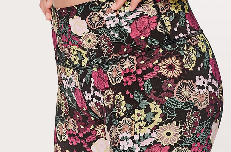 """Lululemon launches """"couture"""" leggings with new Forster Rohner collab"""