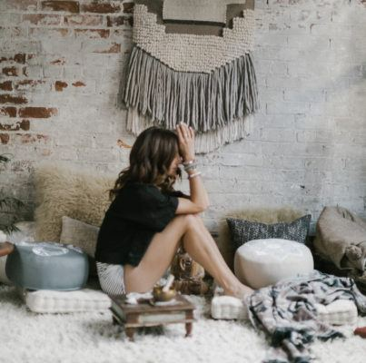 3 tips for creating a meditation space in your home that you will actually use