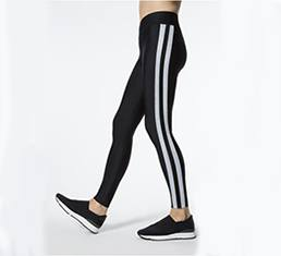 Thumbnail for 9 pairs of glittery leggings that'll bring a little sparkle to your next sweat sesh