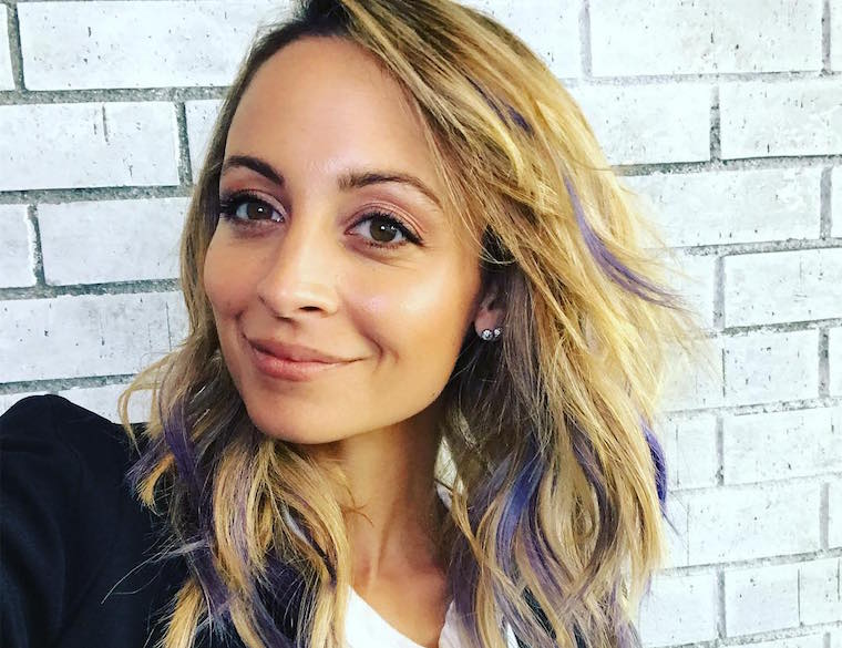 how nicole richie clears her mind everyday well good