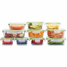 5 glass food storage sets to choose over plastic well good for Sur la table food scale