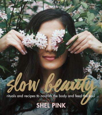 shel pink slow beauty infused waters