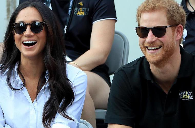 Meghan Markle and Prince Harry relationship #goals