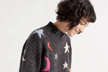 13 sweaters to keep your office hygge vibes strong