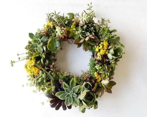 How to decorate for the holidays like a plant lady
