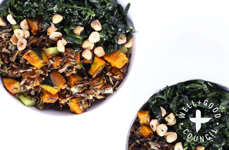 Thumbnail for This savory ACV-squash salad is fall in a bowl—and so easy to make
