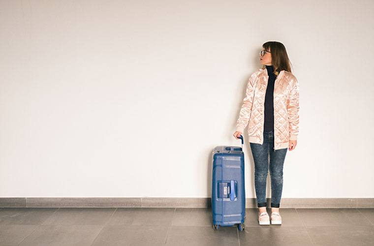 The first thing you should do when you get off a plane, according to health pros