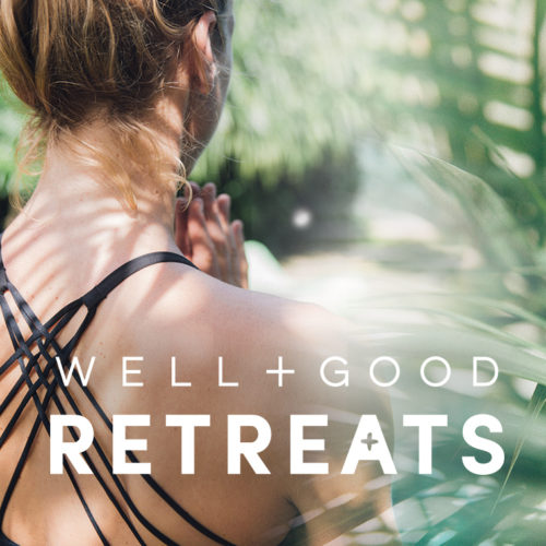 Thumbnail for Meet your leaders for the debut Well+Good Retreat in Palm Springs: Candice Kumai and Charlee Atkins