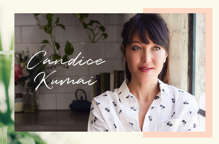 Candice Kumai Well+Good Retreats