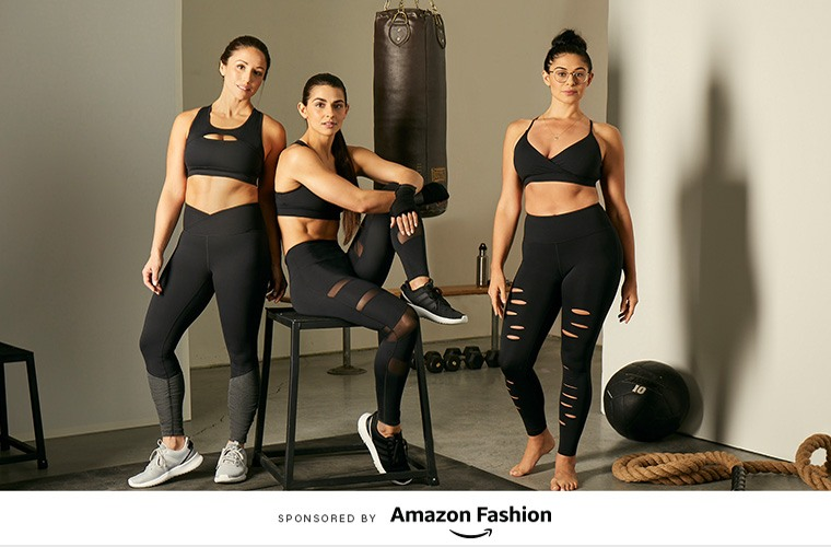 amazon fashion activewear