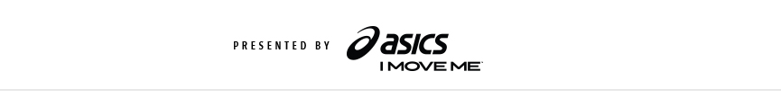 Asics ribbon