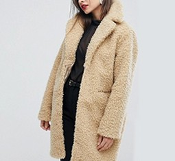 Thumbnail for 9 teddy bear coats to hygge-ify your winter athleisure game