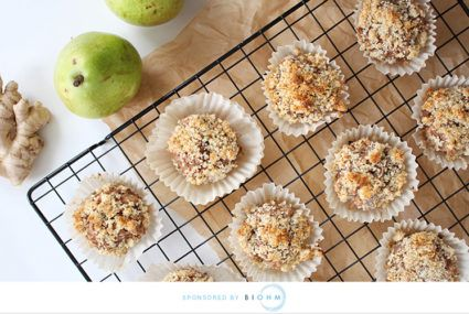 This probiotic-packed muffin recipe is a serious morning time-saver
