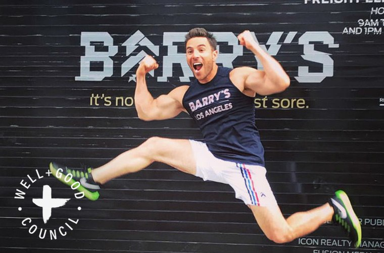 Thumbnail for How to Make Your Workout *Way* More Efficient, According to This Barry's Bootcamp Boss