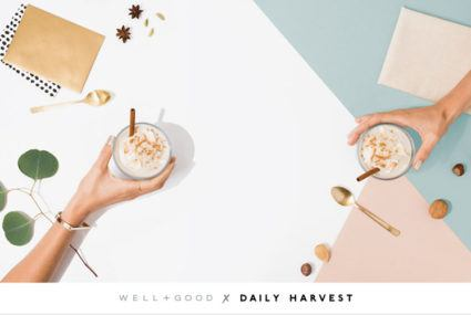 Big news: Our Daily Harvest collab just dropped!
