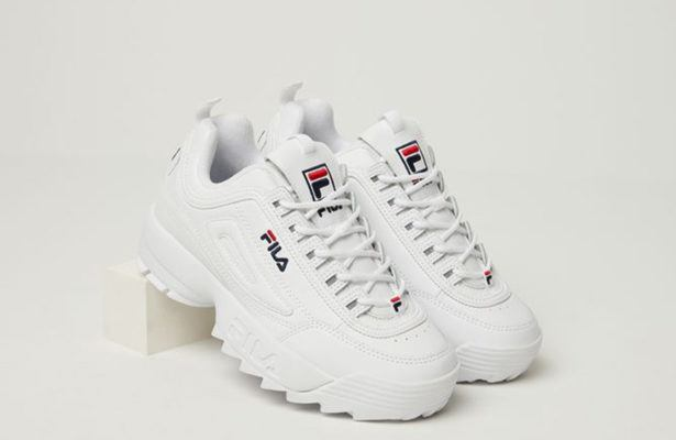 Chunky sneakers are the biggest streetwear trend of 2018
