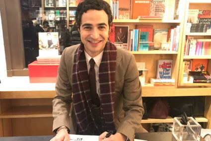 Fashion designer Zac Posen's self-care ritual is super-soothing (and simple!)