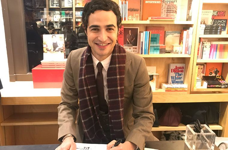 Thumbnail for Fashion designer Zac Posen's self-care ritual is super-soothing (and simple!)