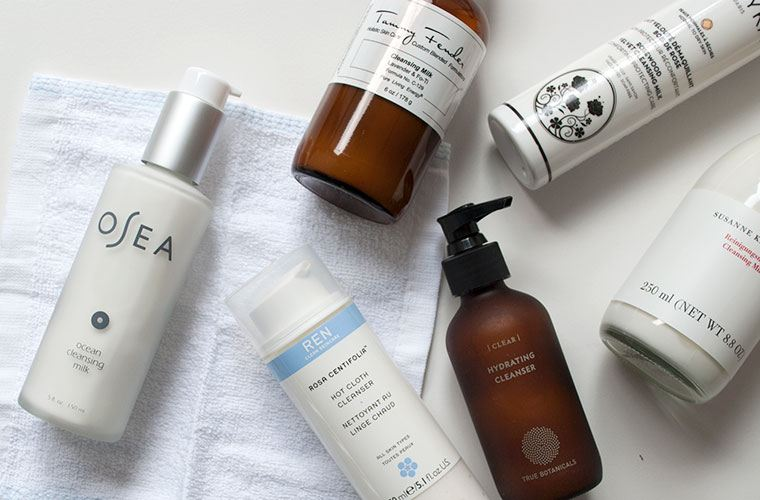 Why Milky Cleansers Work For Clear Skin Well Good