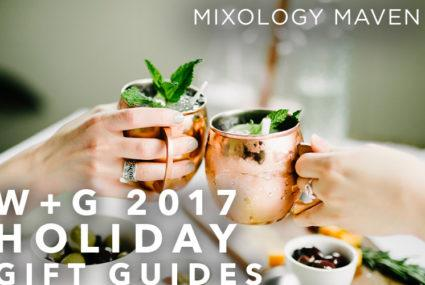 Healthy holiday gift guide: Shake it up with these mixologist-ready items