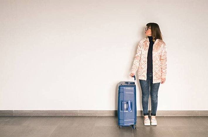 THE FIRST THING YOU SHOULD DO AFTER A FLIGHT, ACCORDING TO HEALTH PROS