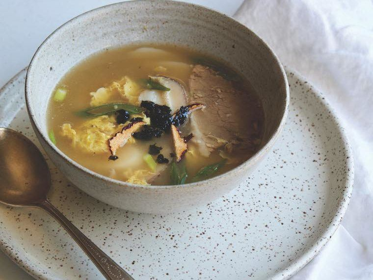 Give your body a boost with this nourishing Korean New Year's Day soup