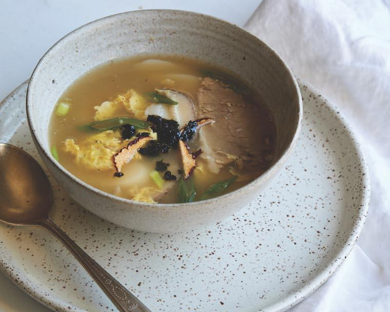 Thumbnail for Give your body a boost with this nourishing Korean New Year's Day soup