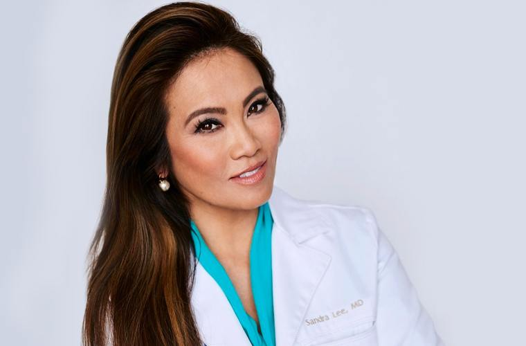Dr  Pimple Popper's TV show