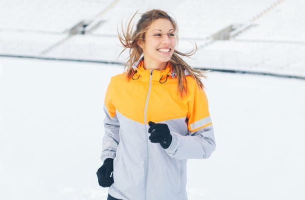 The scientific reason smiling might make your workout more powerful