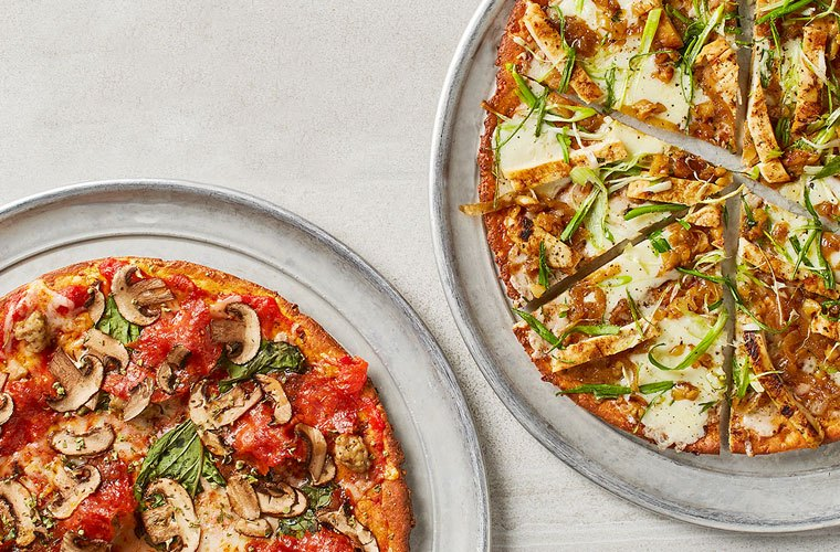 Thumbnail For California Pizza Kitchen Is Getting A Low Carb, Gluten Free  Cauliflower