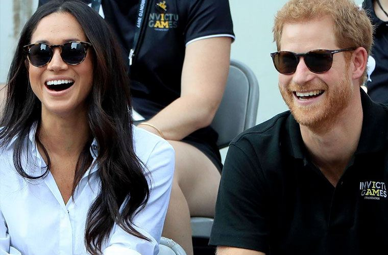 Thumbnail for Prince Harry and Meghan Markle reportedly want a fruity, potassium-packed wedding cake