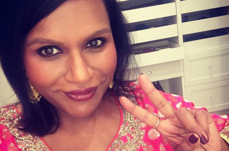 Mindy Kaling Welcomes a Baby Girl!