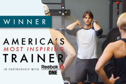 The winner of our second annual America's Most Inspiring Trainer search is here!