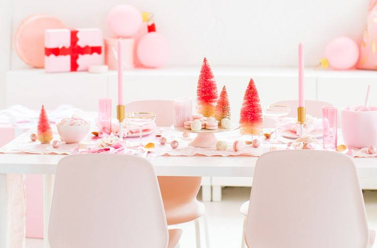 Thumbnail For These Are The 6 Buzziest Holiday Home Decor Trends On  Pinterest