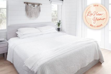 How turning your bedroom into a full-on sanctuary can help you sleep even better