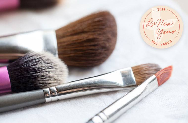 Image result for HOW TO CLEAN YOUR MAKEUP BRUSHES, ACCORDING TO A MAKEUP ARTIST