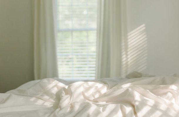 Thumbnail for Filth alert: Singles sleep in dirty sheets way longer than couples, survey finds